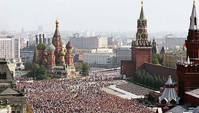 Бездействие и застой как главные причины гибели СССР