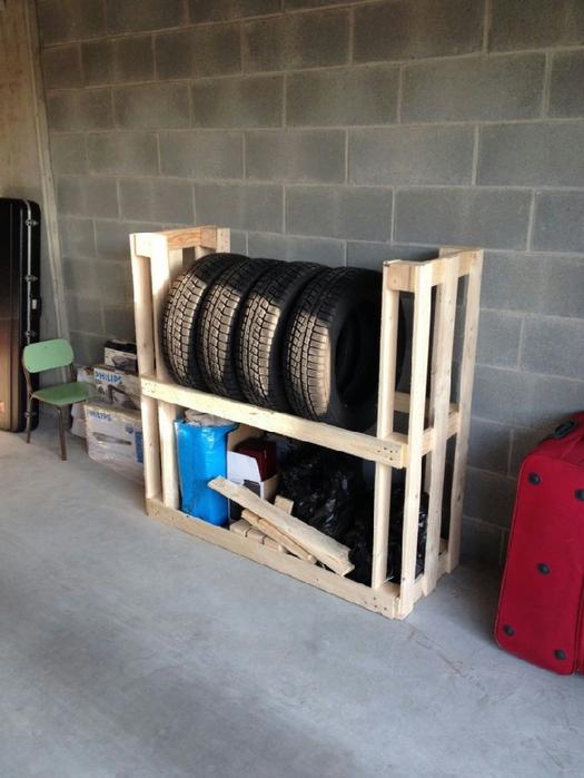 Полезные штучки своими руками для гаража