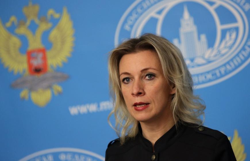 Захарова: Польше пора перестать лить помои в адрес Москвы