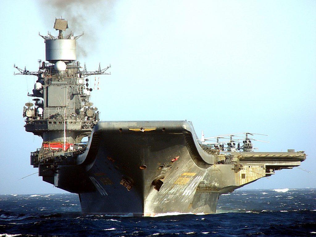 Не «Кузнецовым» единым: ВМФ совершил рекордное количество походов в 2016