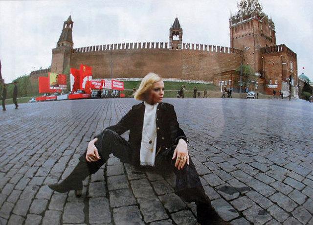 Как была уничтожена одна из красивейших женщин в СССР