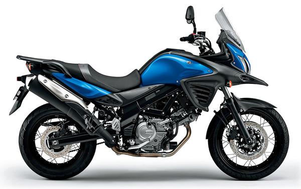 Мотоциклы Suzuki: что нового? - Фото 2