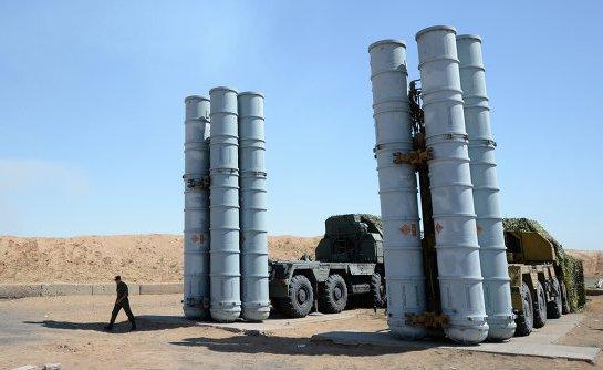 Россия развернула системы ПВО под Дамаском