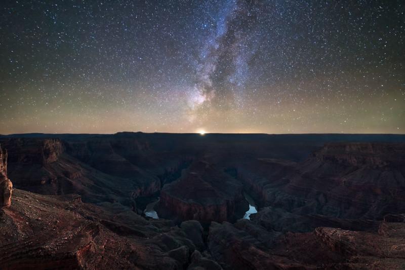 Секретный каньон, Аризона Северная Америка, путешествие, фотография