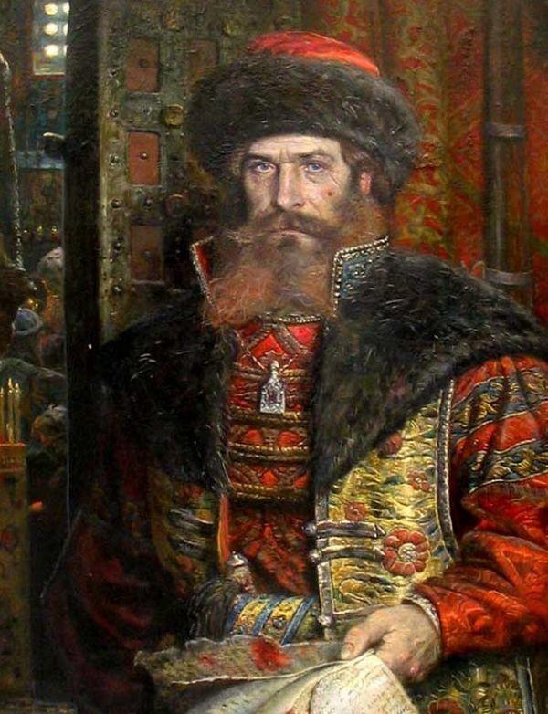 Нелёгкая жизнь Скуратова Малюты Личности в русской истории, биографии
