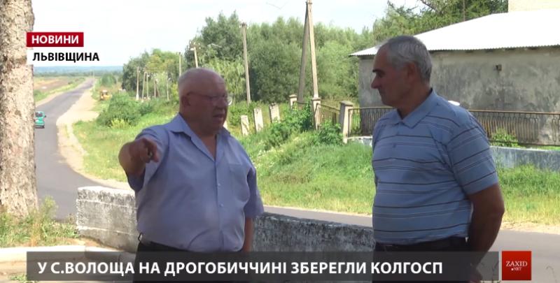 На зависть всем: на Галичине сохранили советский колхоз