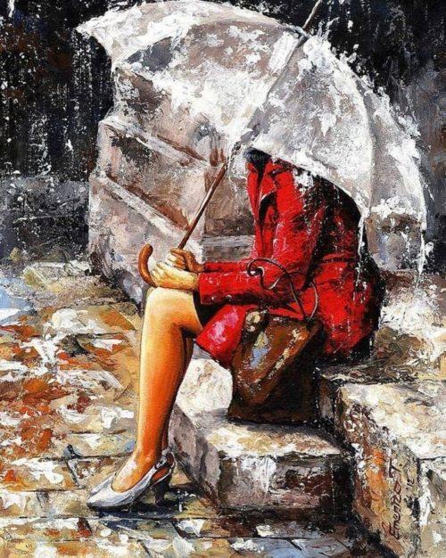 художник Имре Тот (Imre Toth) картины - 10