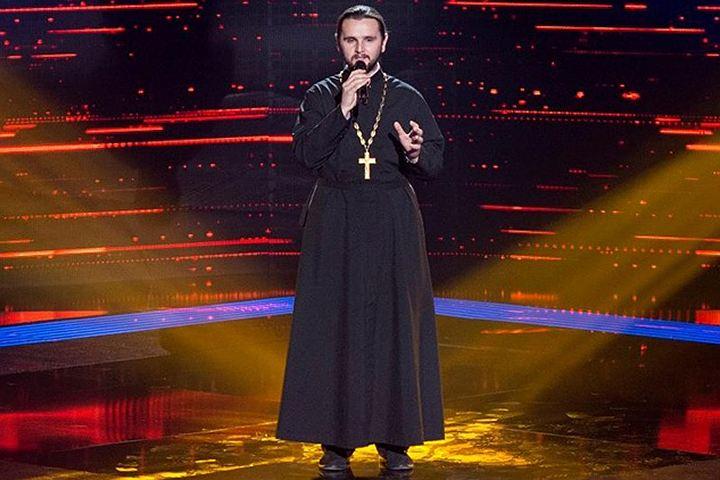 Как батюшка из Московского патриархата под давлением выиграл украинский «Голос» у дочки солдата АТО