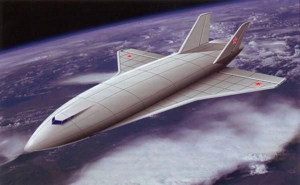 Советский атомный самолет