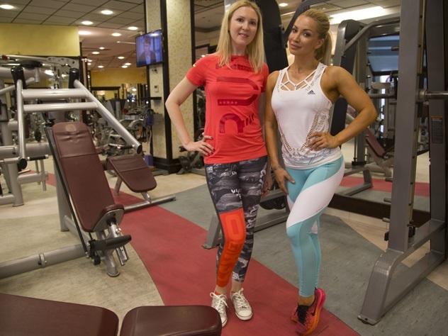 Эффективная тренировка для стройных ног