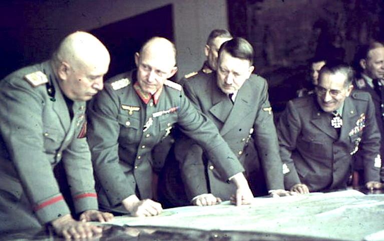 Планы Третьего рейха после победы Великая Отечественная Война, Планы Германии