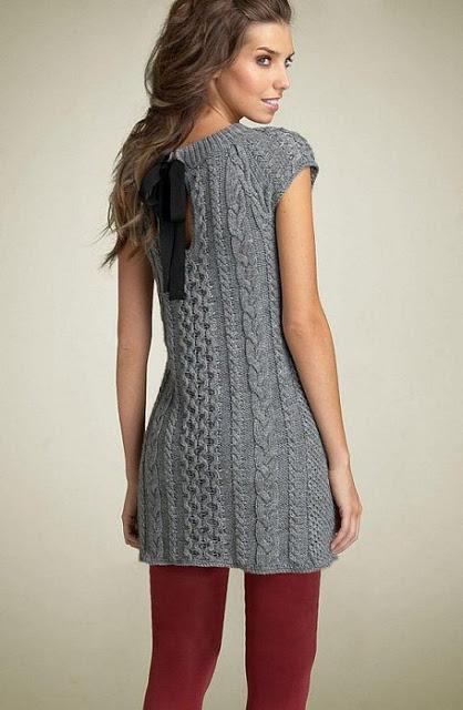 Платье -Туника с красивыми о…