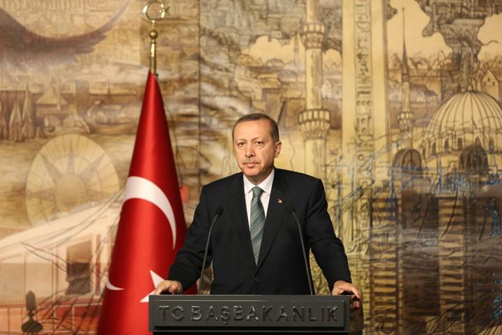 Эрдоган обвинил США в финансировании ИГИЛ