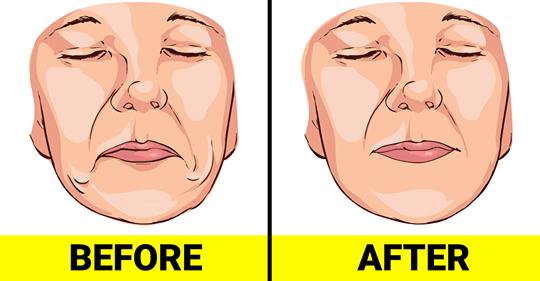 8 лицевых упражнений, которы…