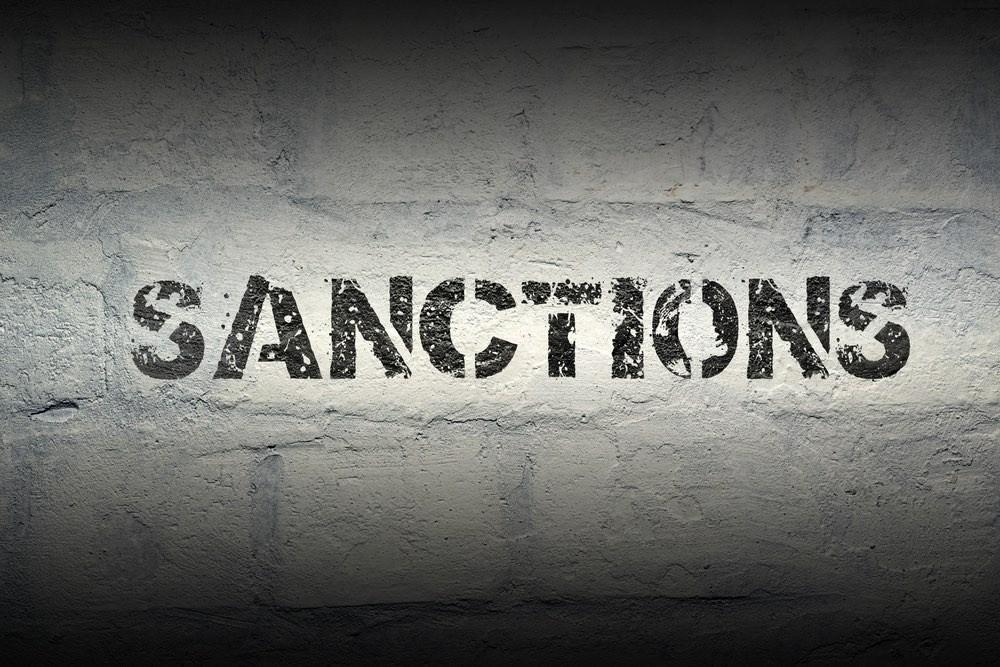 Российские санкции. Подаются холодными
