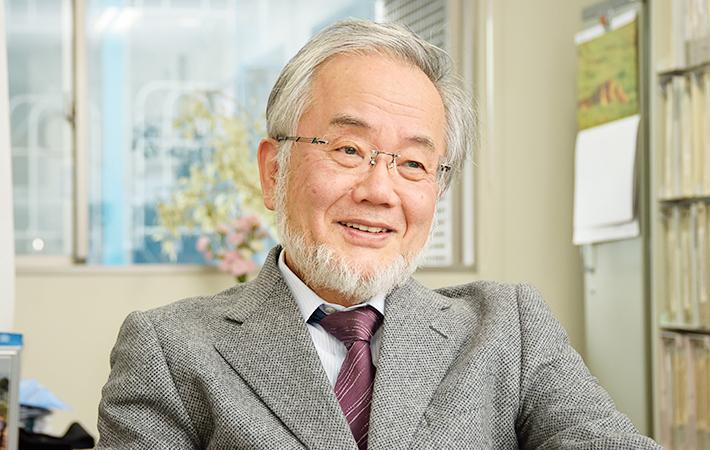 Нобелевскую премию по медицине получил японец Ёсинори Осуми