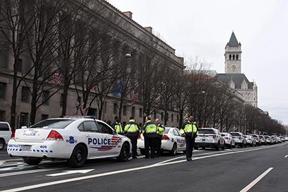 Во время инаугурации Трампа полиция задержала корреспондента RT