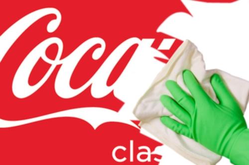 Что можно очистить кока-колой