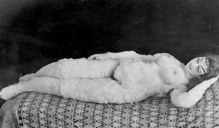 Тряпичная копия Альмы – любимая кукла Кокошки | Фото: notey.com