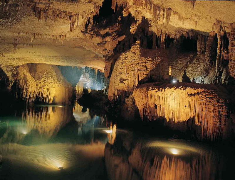 Пещеры Джейта Гротто в Ливане - 1
