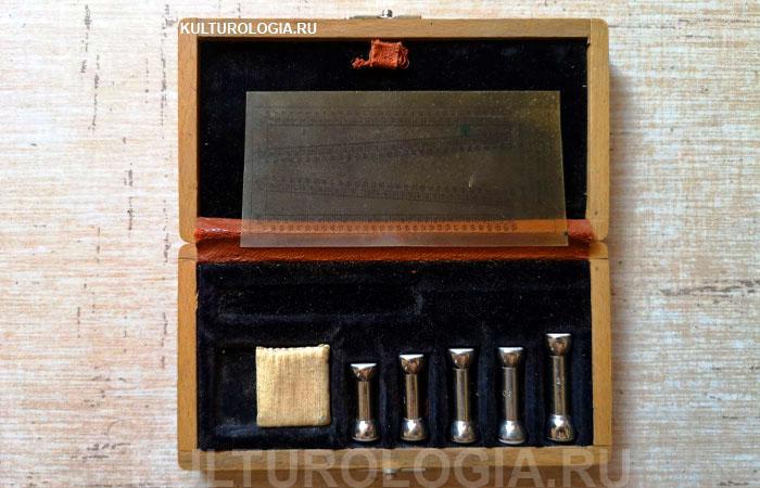 Эластоманометр (СССР, вторая половина 20 века)