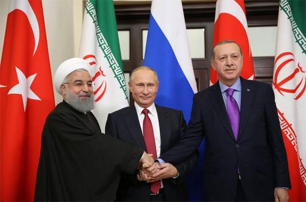 Американские СМИ возмущены, почему Путин не пригласил США в Сочи на встречу по Сирии