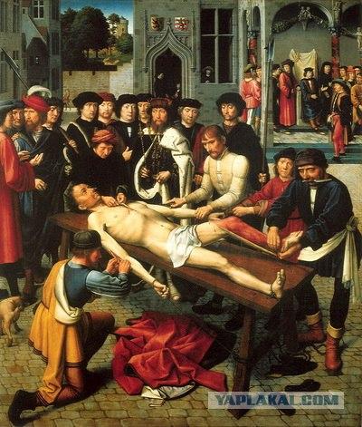 казнь судьи