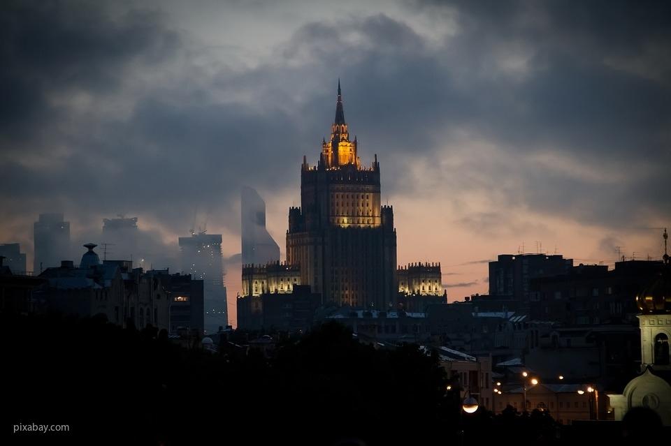 В МИД РФ прокомментировали заявление Вашингтона об «изоляции России в ООН»