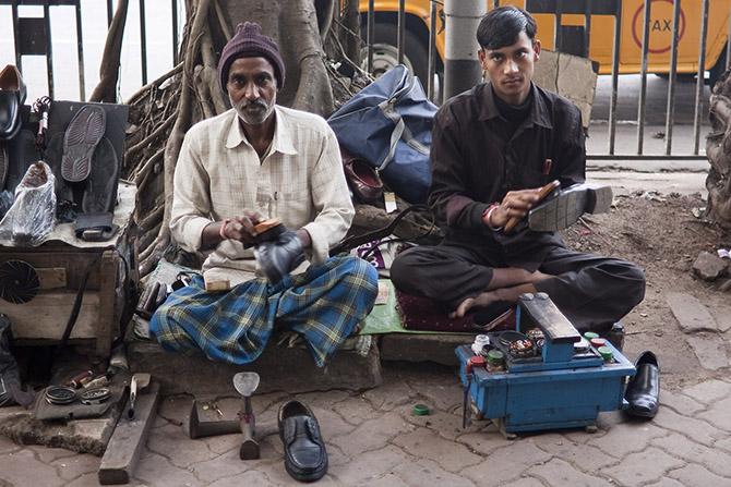 Повседневная жизнь в Калькутте