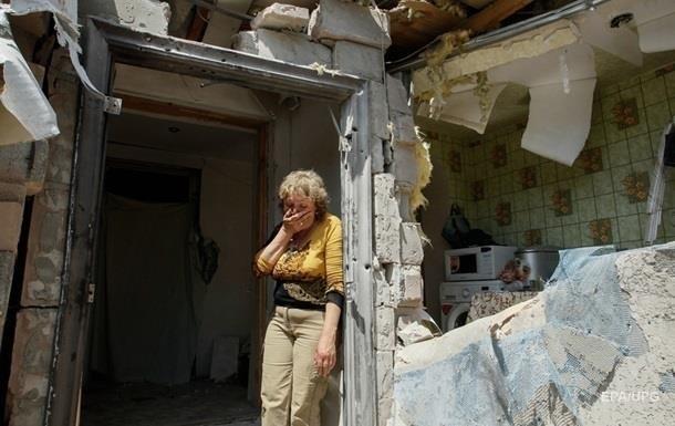 ООН: гуманитарная катастрофа на Донбассе