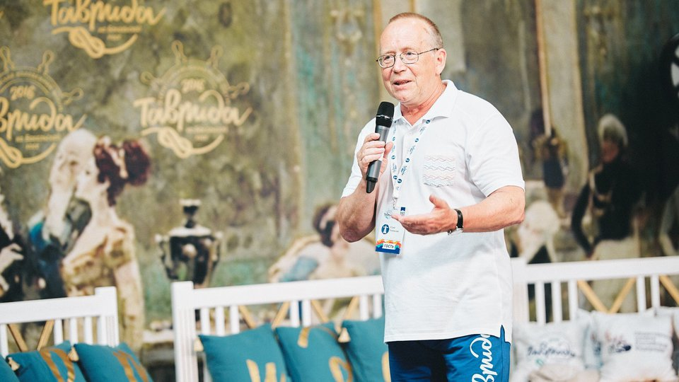 Юрий Вяземский вдохновил умн…