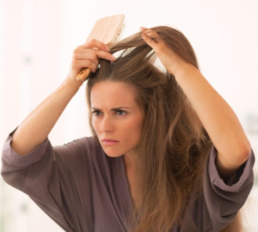 Как замедлить появление седых волос или свести их к минимуму