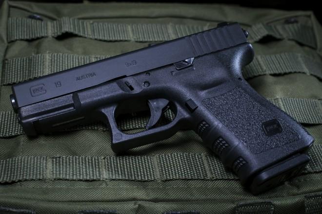 Глок: любимый пистолет морпехов