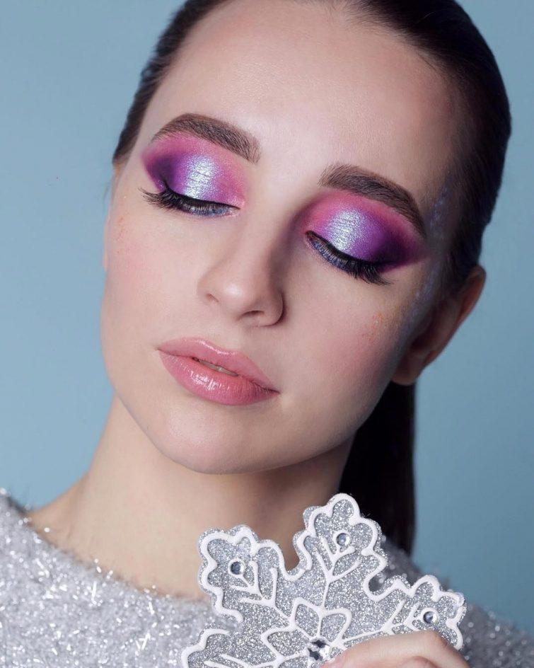 Идеи новогоднего макияжа, которые сделают вас звездой