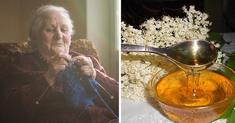 Сок бузины, ложка мёда и этот ингредиент. Вот оно, лучшее лекарство от сезонных простуд.