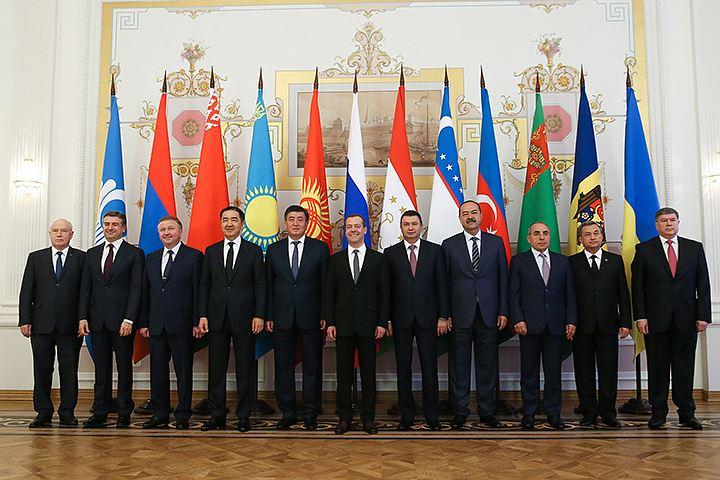 Страны СНГ будут вместе бороться с террористами