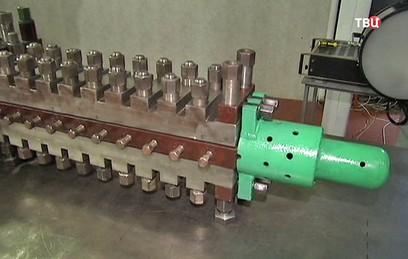 Российские ученые впервые испытали электромагнитную пушку