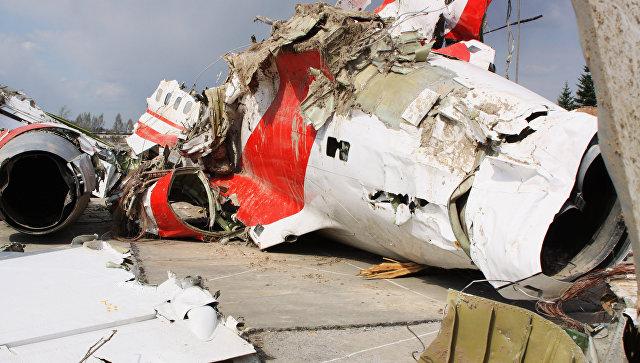 Польша обвинила российских диспетчеров в провоцировании катастрофы Ту-154