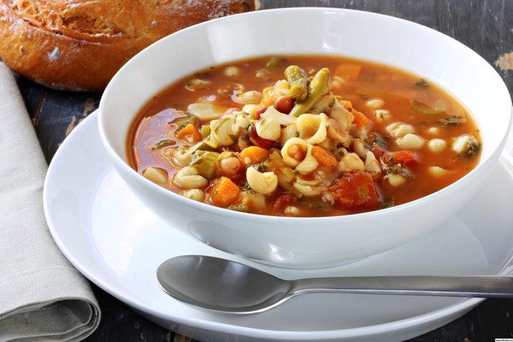 Топ-5 рецептов простых, но таких вкусных супов на каждый день