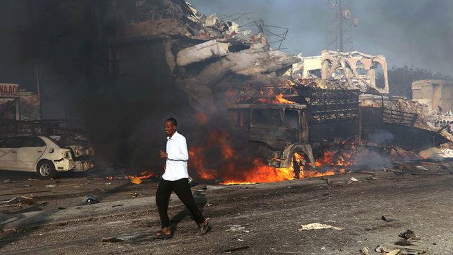 Теракт уносит жизнь невинных. Кто будет отвечать за Сомали?
