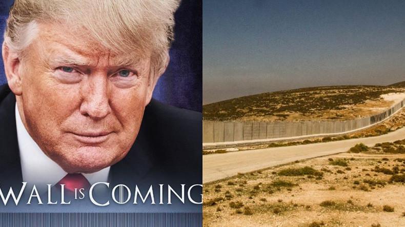 Стена близко: Трамп избавится от мексиканцев навсегда