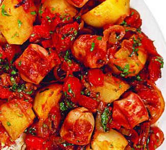 5 необычных рецептов блюд с сосисками