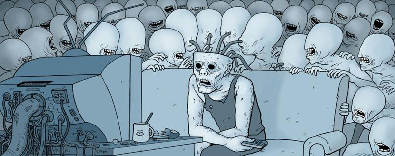 """""""Керченский мост. Печальная реальность"""". В чём убеждают население Украины по ТВ (видео)"""