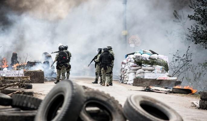 В Москве заявили о нападении Украины на Россию