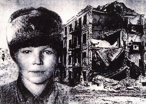 Сталинградские каникулы Толи Курышова