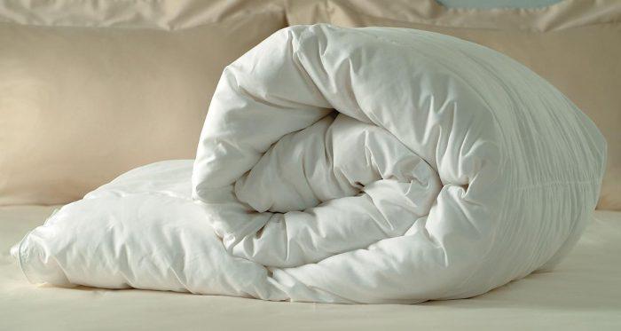Одеяло, правила выбора