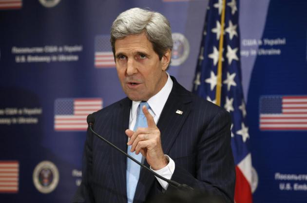 Керри надеется на участие команды Трампа на переговорах по Сирии в Астане