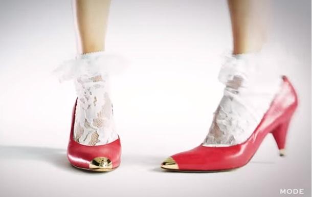Стильная эволюция: 100 лет каблука в трехминутном ролике
