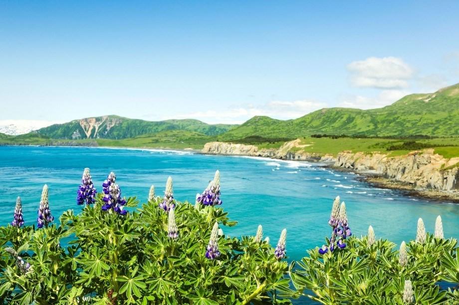 Красивые места на Аляске