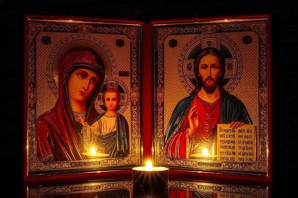 Таинство молитвы на ночь.